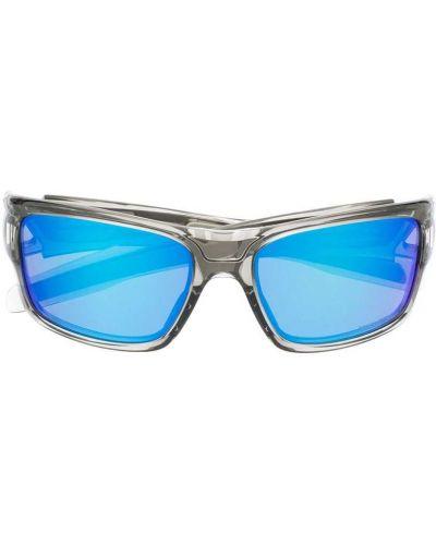 Черные солнцезащитные очки квадратные Oakley