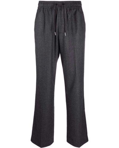 Spodnie bawełniane Sandro Paris