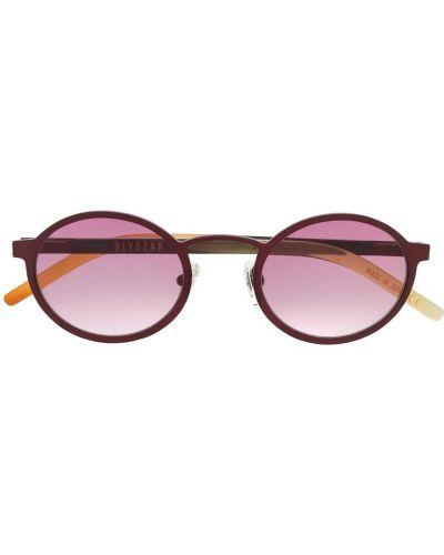 Солнцезащитные очки металлические хаки Blyszak
