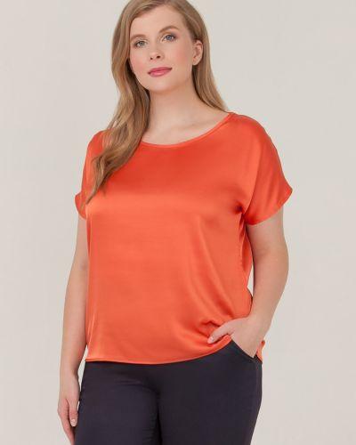 Классическая блузка с вырезом круглая Sparada