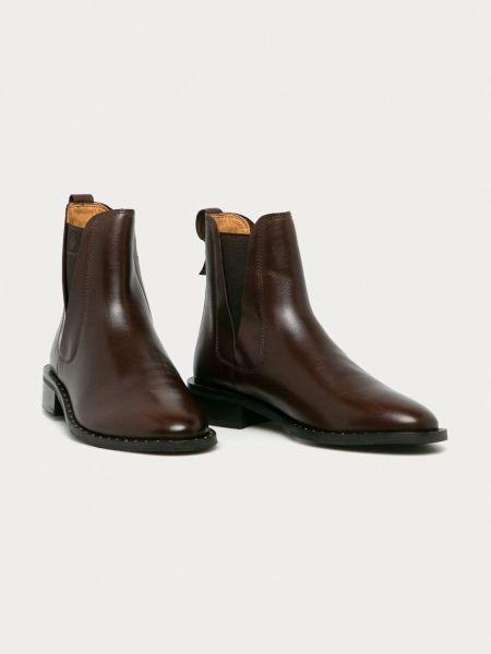 Кожаные ботинки Gant