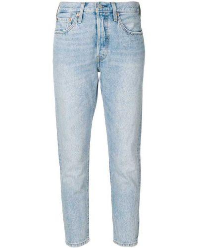 Укороченные джинсы с карманами Levi's®
