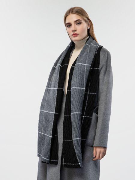 Брендовый акриловый шарф Braska