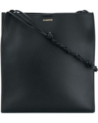 Кожаный сумка на плечо Jil Sander