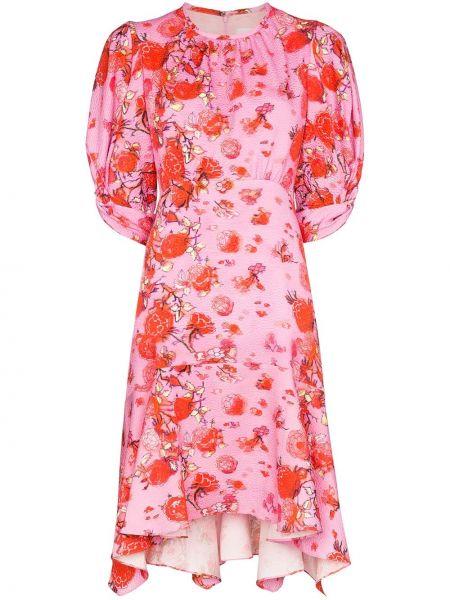 Sukienka mini ciepły letnia Peter Pilotto