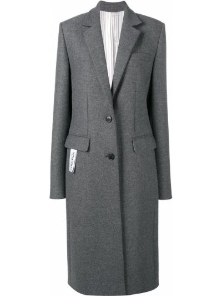 Пальто серое пальто Nina Ricci