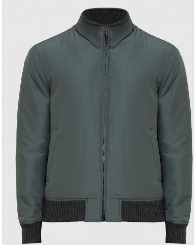 Куртка - зеленая Enrico Mandelli