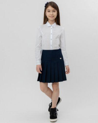 Повседневная синяя юбка Button Blue