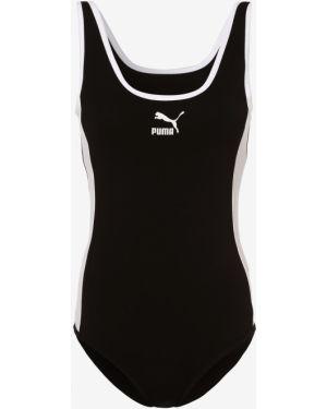 Czarny sport body Puma