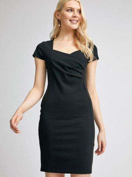 Платье футляр черное Dorothy Perkins