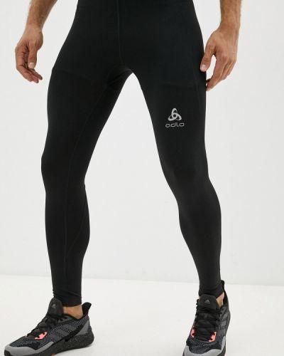Черные весенние брюки Odlo