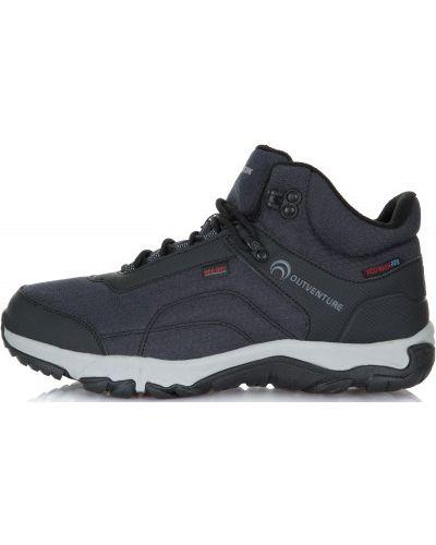 Треккинговые ботинки спортивные кожаные Outventure