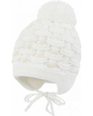 Акриловая шапка с завязками с подкладкой свободного кроя Infante