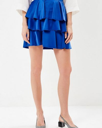 Синяя юбка Phard