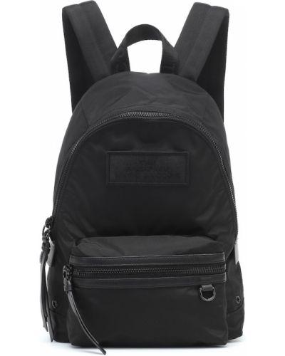 Повседневный нейлоновый черный рюкзак Marc Jacobs