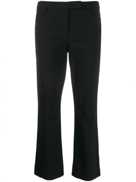 Укороченные брюки с поясом с воротником Theory