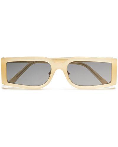 Солнцезащитные очки - бежевые Self-portrait