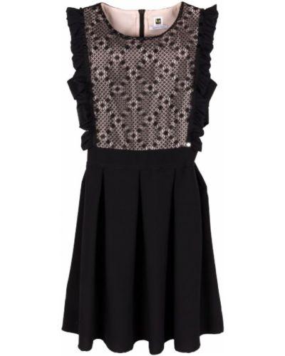 Czarna sukienka Byblos