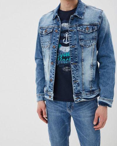 Джинсовая куртка - синяя Shine Original