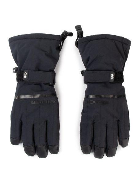 Rękawiczki narciarskie - czarne Eider