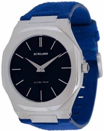 Часы синий D1 Milano