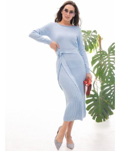 Платье - голубое Arjen
