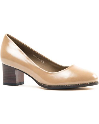 Туфли серые Stefaniya Nina