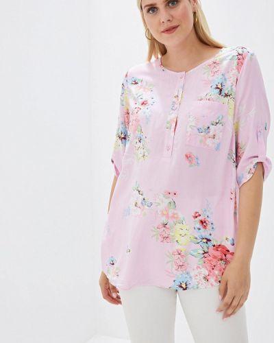 Блузка с длинным рукавом розовая весенний Svesta