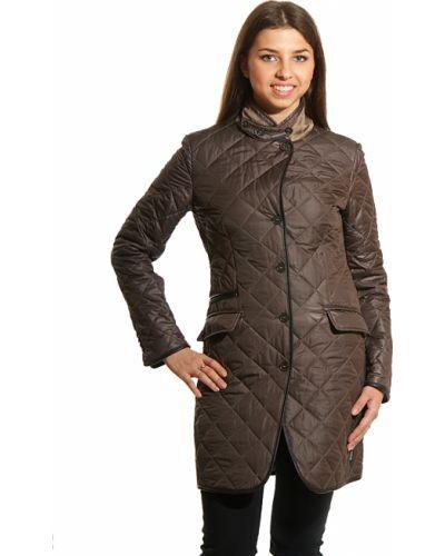 Пальто с капюшоном Mabrun