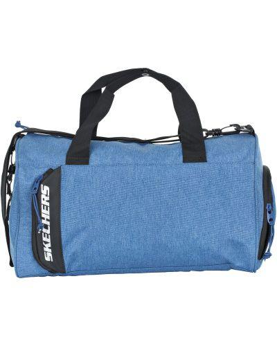 Спортивная сумка из полиэстера с отделениями Skechers