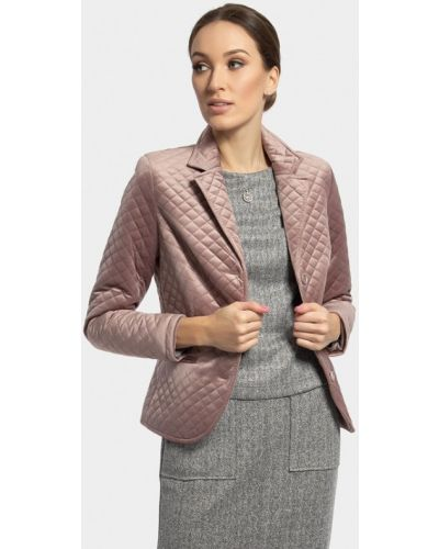 Куртка весенняя розовая Vladi Collection