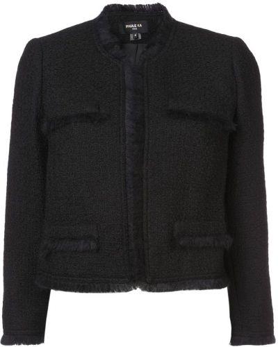 Черный пиджак Paule Ka