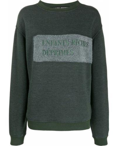 Свитшот с вышивкой Enfants Riches Déprimés