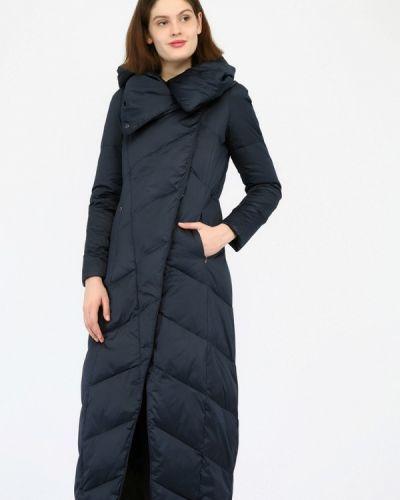 Зимняя куртка осенняя синий Monton