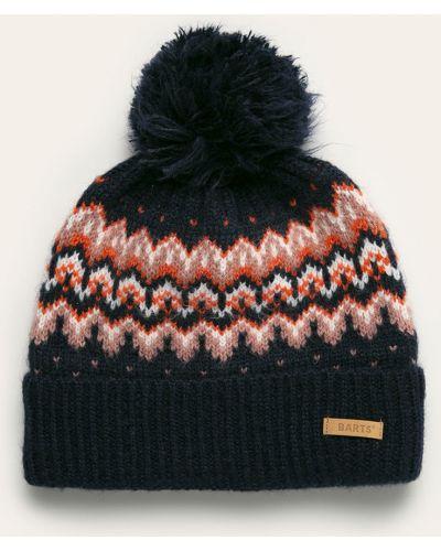 Шляпа синий Barts