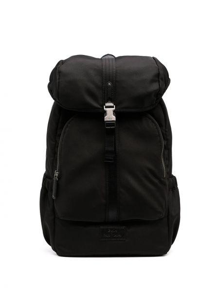 Plecak z klamrą - czarny Polo Ralph Lauren