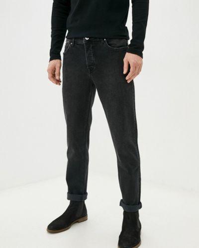 Черные зимние джинсы Mexx
