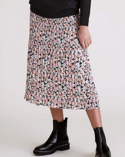 Плиссированная юбка Marks & Spencer