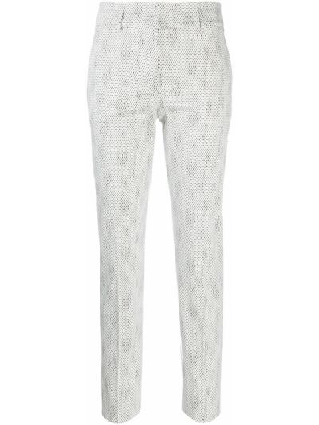Укороченные брюки зауженные с карманами Piazza Sempione