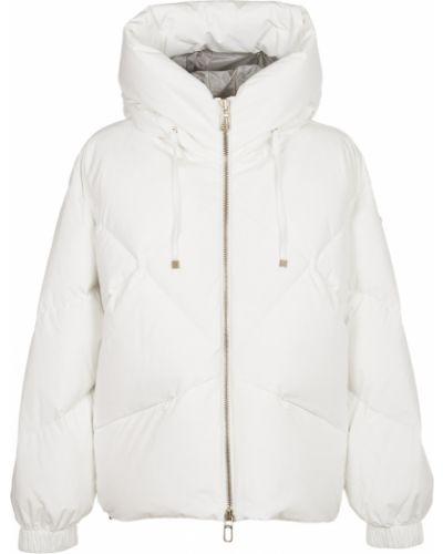 Biała kurtka Duno