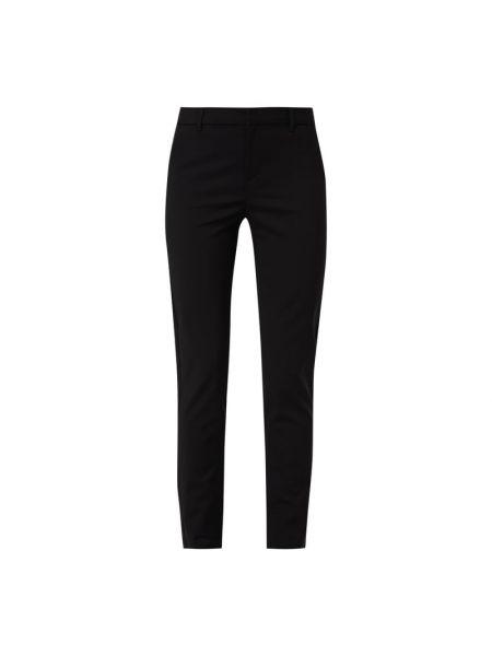 Bawełna bawełna czarny chinosy z kieszeniami Vero Moda