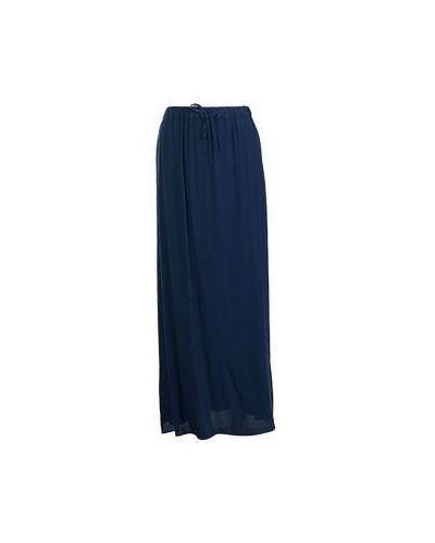 Синяя юбка макси Persona By Marina Rinaldi