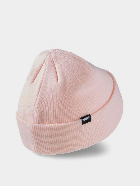 Шапка - розовая Puma