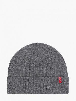Серая итальянская шапка Levi's®