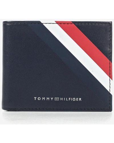 Синий кошелек Tommy Hilfiger