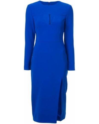 Платье миди Christian Siriano
