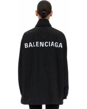 Пиджак оверсайз на молнии Balenciaga