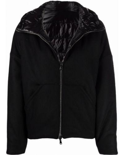 Черная куртка из полиэстера Société Anonyme