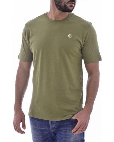 Zielona koszula Sergio Tacchini