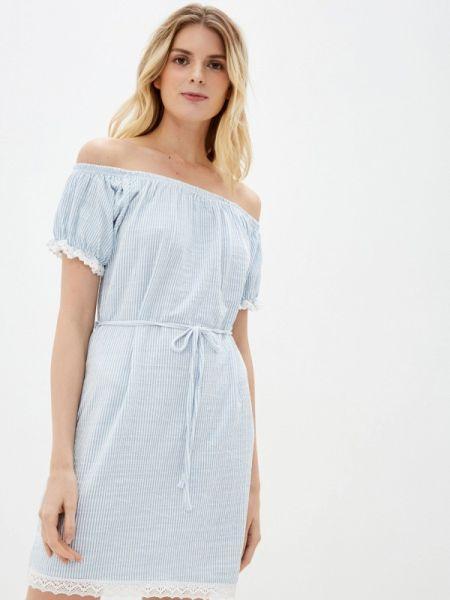Платье - голубое Urban Surface
